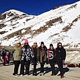 What a backdrop! Gen hit the slops in Queenstown with a bunch of lovely people, including Jaharn Giles from Mister Weekender and Meghan and Dom from Citizens of the World.