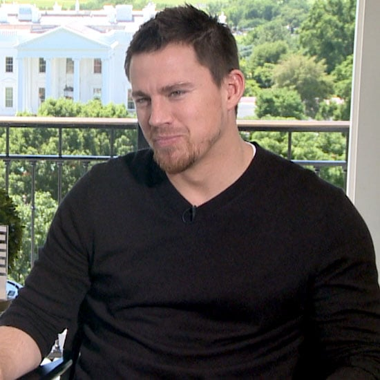 """Channing Tatum Tells Us About Fatherhood: """"I Definitely Know I'm a Different Person"""""""