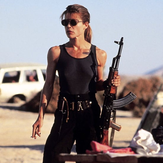 Is Linda Hamilton in the New Terminator Movie?