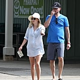 Reese Witherspoon and Jim Toth were side by side.