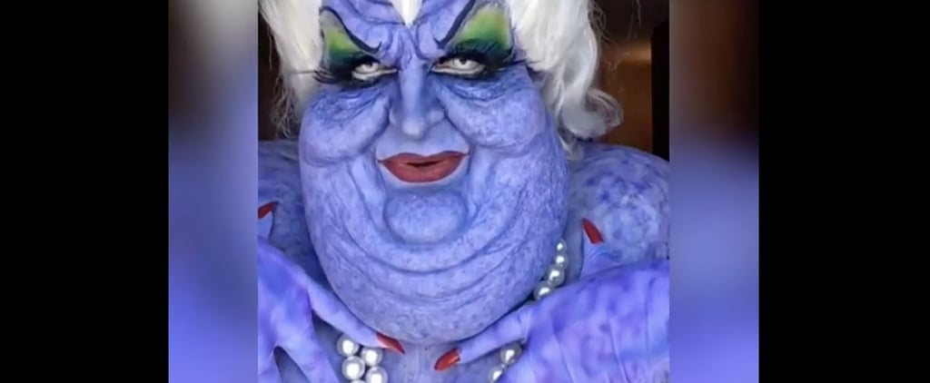 This Drag Version of Ursula Would Terrify the Sh*t Out of Princess Ariel