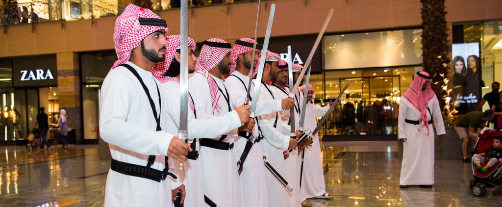 The UAE Is Putting on a Whole Bunch of Khaleeji Celebrations For Saudi National Day