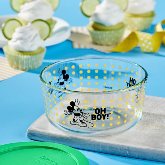 Pyrex Releases Limited-Edition Mickey Mouse Collection