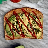 Furikake and Sriracha Avocado Toast