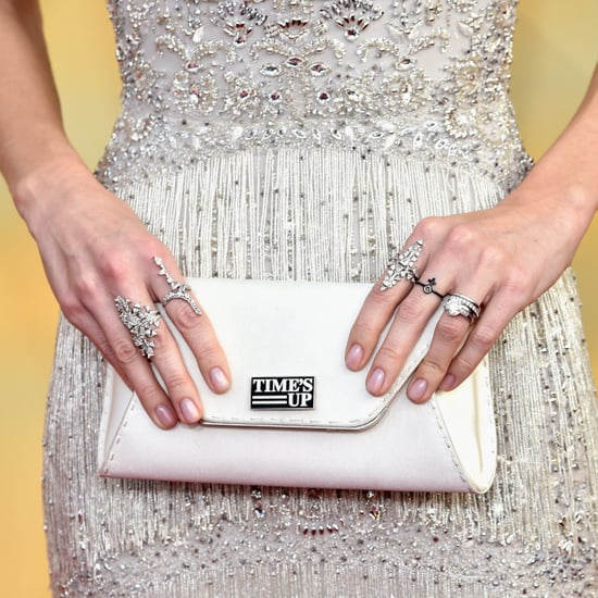 Time's Up Pins at the SAG Awards 2018