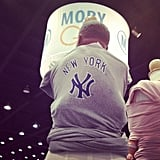 The Moby Wrap is introducing team designs featuring major league and college logos.