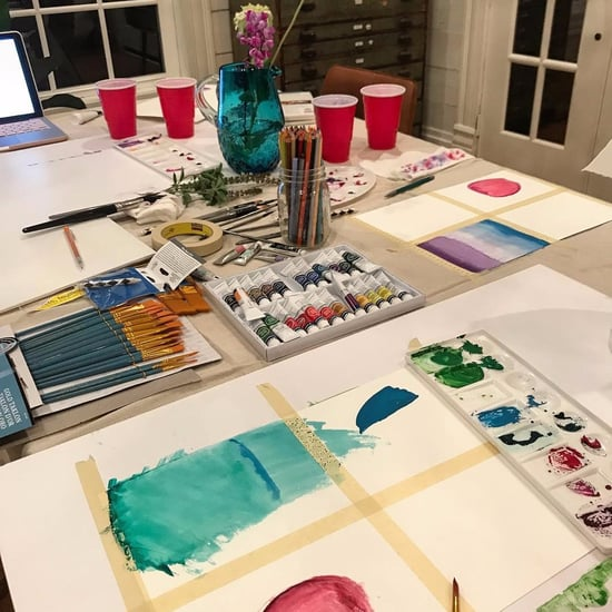 Joanna Gaines Watercolor Paintings