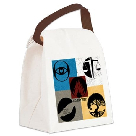 Canvas Lunch Bag ($17)