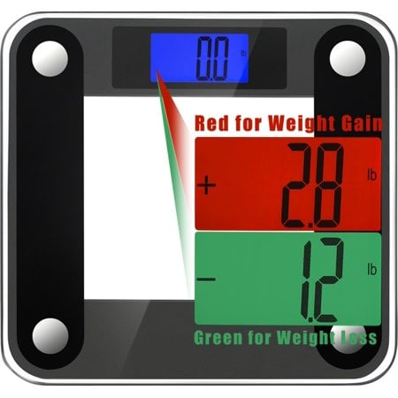 Ozeri Precision II Digital Bathroom Scale