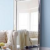 Beaded Floor Mirror ($992)