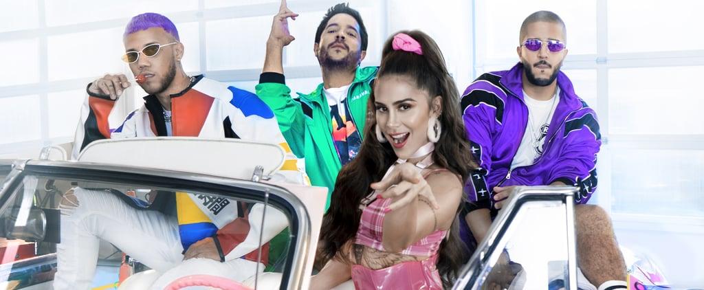 """Cali y El Dandee, Greeicy, Jhay Cortez Release """"Solo Mia"""""""