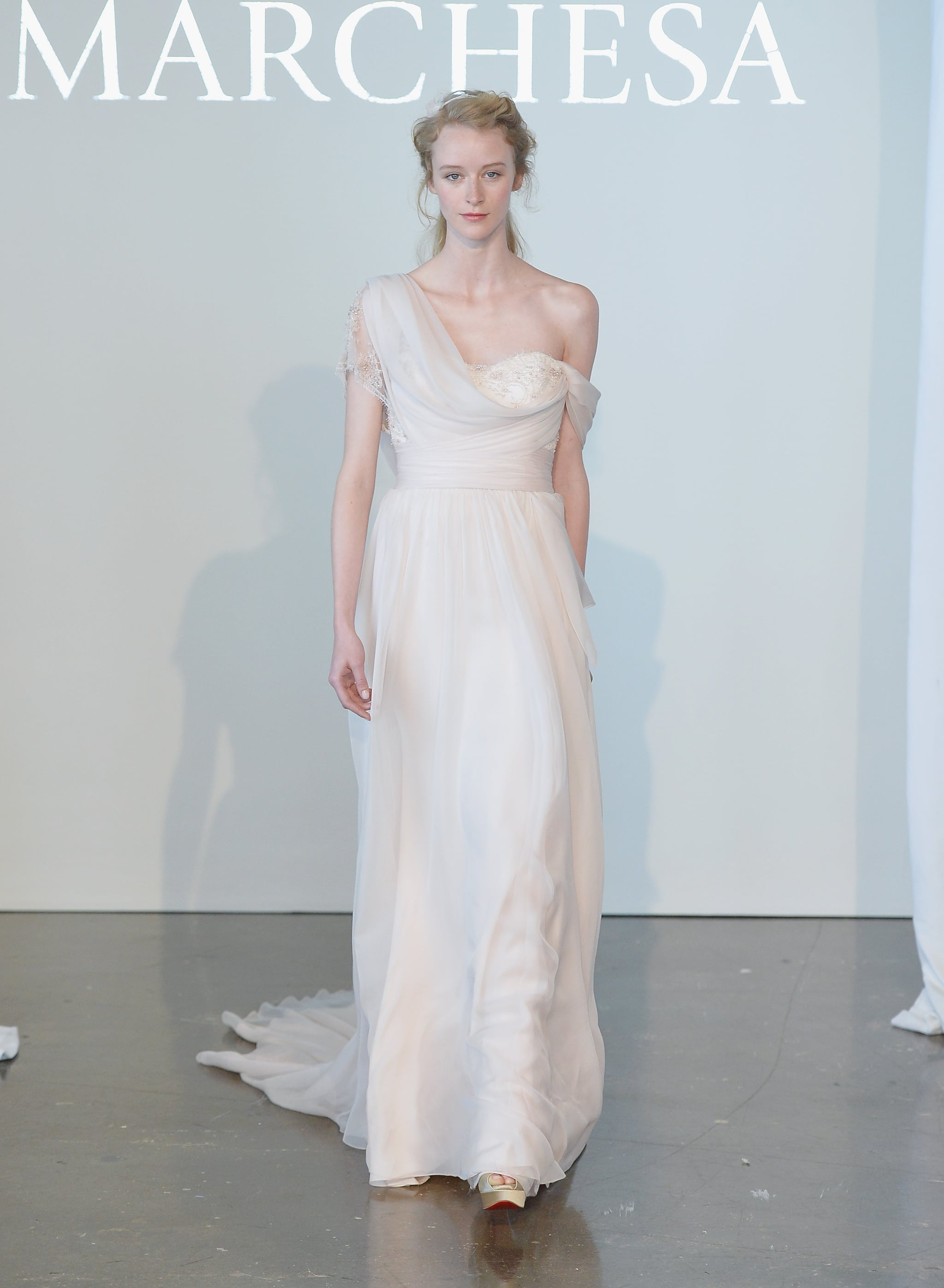 Marchesa Bridal Spring 2015