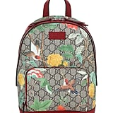 Gucci Blooms GG Supreme Backpack