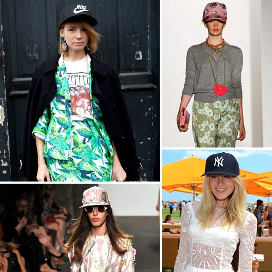 6360b0d3930 Trending  Cool Baseball Caps! Get Inspired by these Fashion Insiders ...