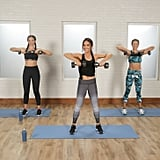 Torch Calories With This Cardio and Toning Boot Camp
