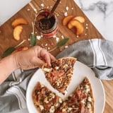 Fig and Prosciutto Naan Pizza Recipe