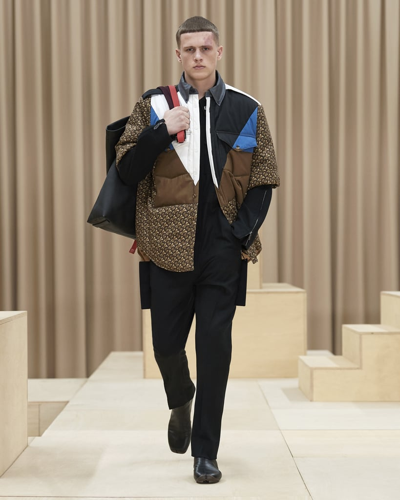 Burberry Autumn 2021 Collection Pays Homage to the Outdoors
