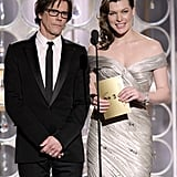 The Golden Globes Get Social and Gleeful on a Star Studded Night!