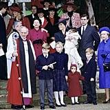 Princess Eugenie, 1990