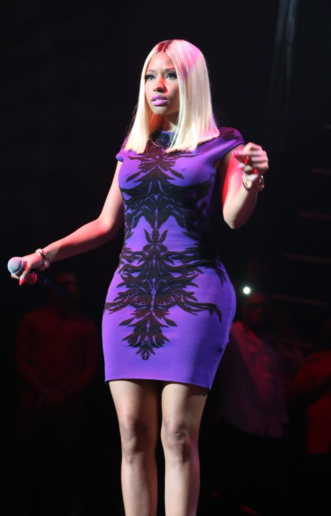 Nicki Minaj Sexy Pictures  Popsugar Celebrity Australia Photo 47-9554