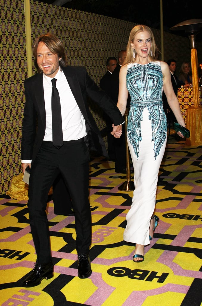 2012 — Keith Urban and Nicole Kidman