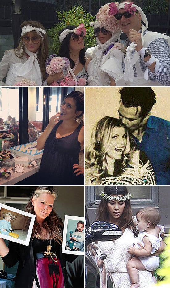 Celeb Baby Showers Part - 34: Step Inside 20 Celebrity Baby Showers!
