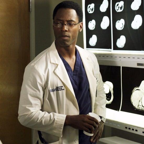 Behind-the-Scenes Drama on Grey's Anatomy
