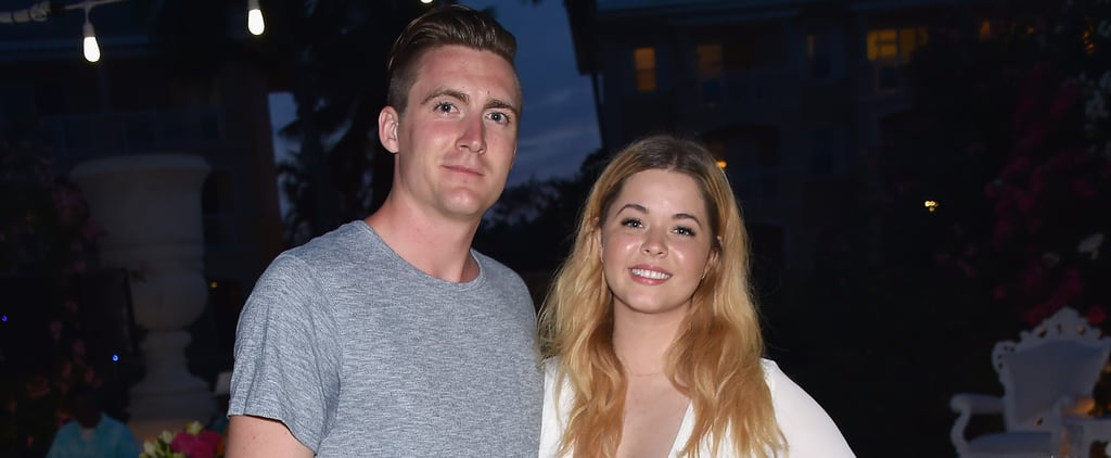 Sasha Pieterse and Hudson Sheaffer Married