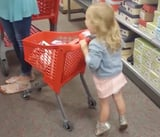 Are Those Kiddie Shopping Carts at Target Really