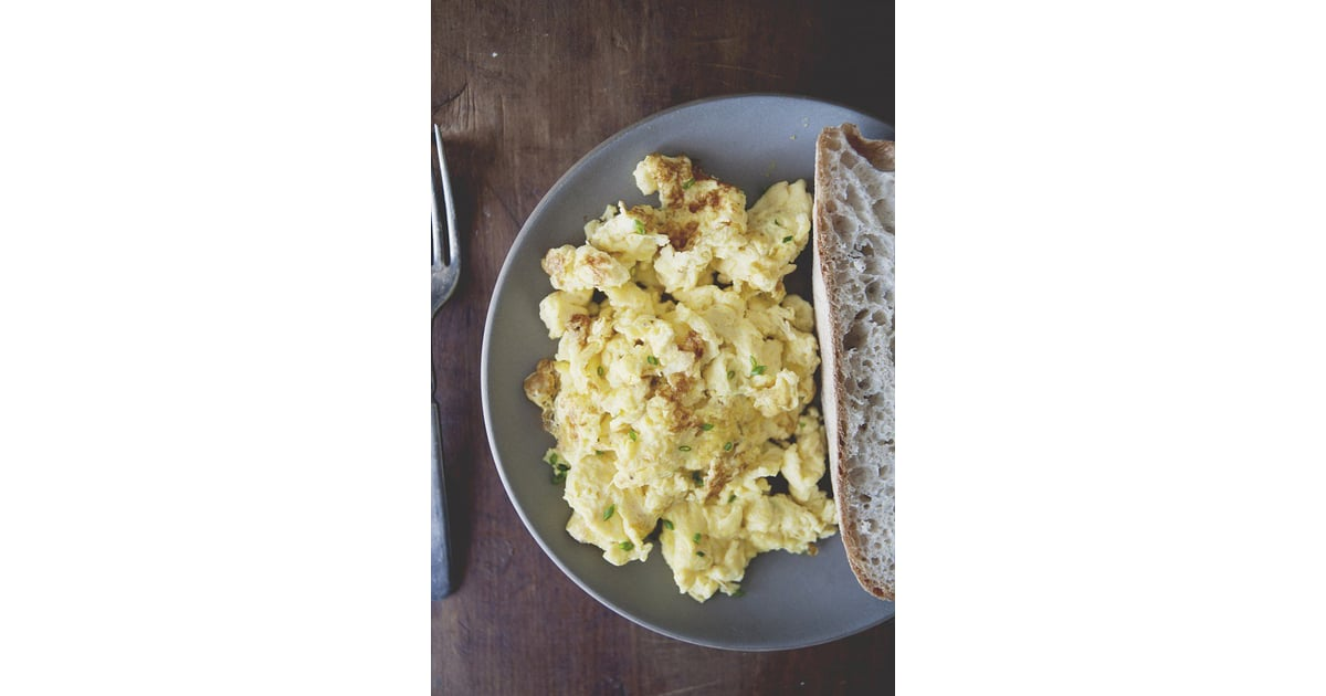 Use an unexpected ingredient for the best scrambled eggs ever ...