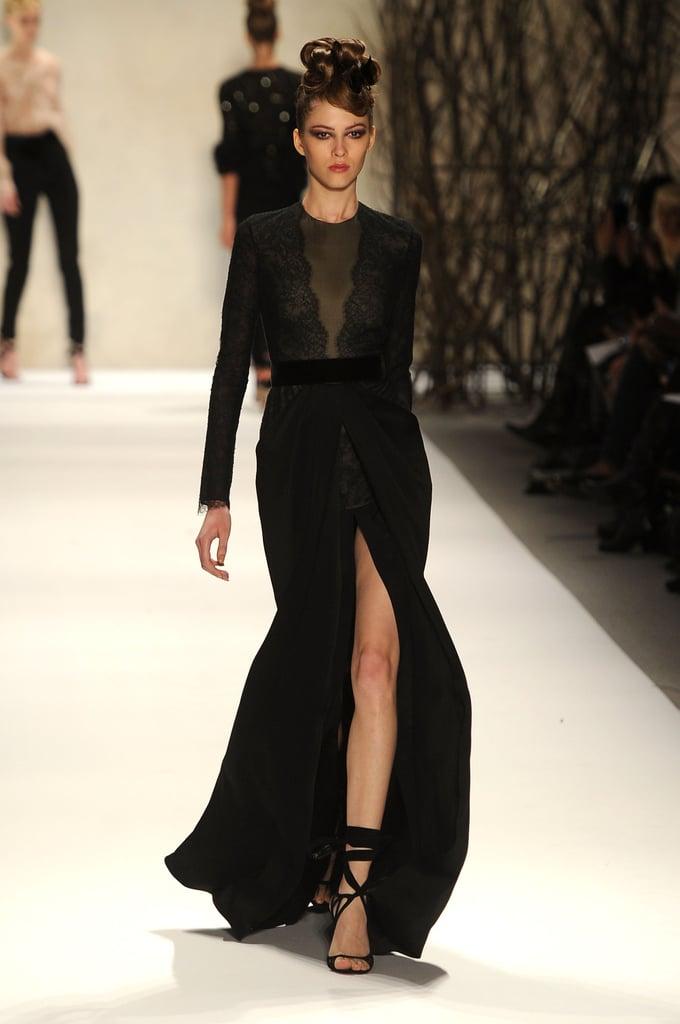 Fall 2011 New York Fashion Week: Monique Lhuillier