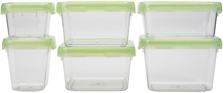 OXO Good Grips 12 Piece Storage Containers
