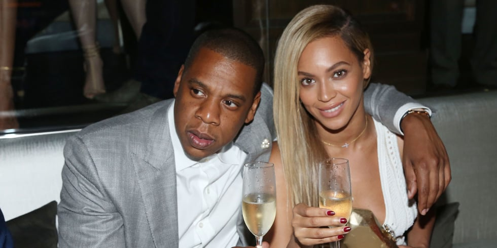 Beyonce and Jay-Z at 40/40 Anniversary Party   Photos