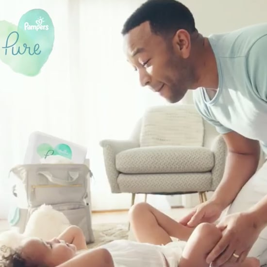John Legend Pampers Pure Stinky Booty Duty Song Video