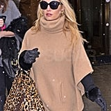 Jessica Simpson Embarks on a Caped Big Apple Crusade