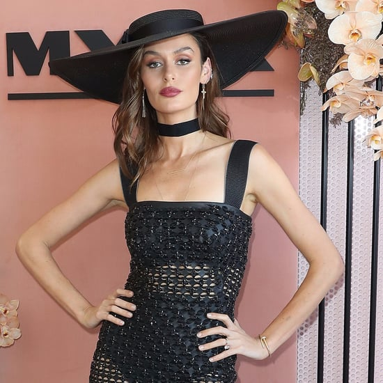 Celebrity Dresses at 2016 Derby Day