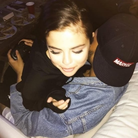 Selena Gomez and The Weeknd Cute Pictures