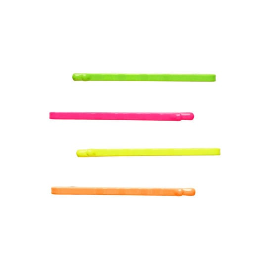 Mimco Pin Pack in Neon Mix, $19.95