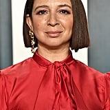 """مايا رودولف في أمسية """"فانيتي فير"""" لحفلة ما بعد جوائز الأوسكار لعام 2020"""