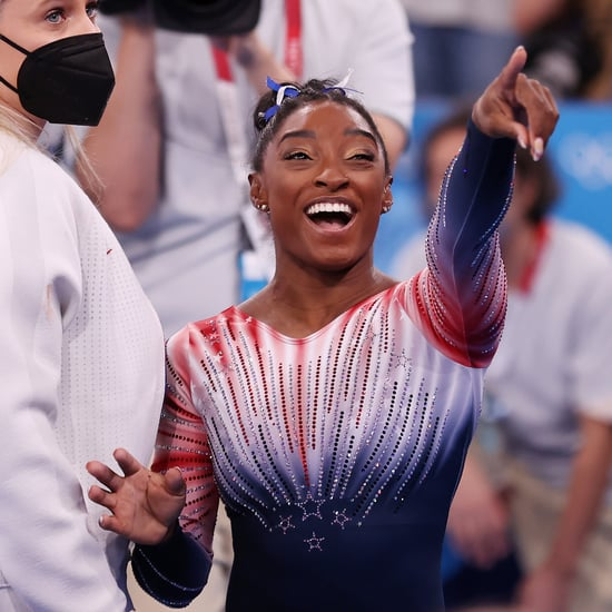 Simone Biles's Wavy Knotless Box Braids Are Great For Summer