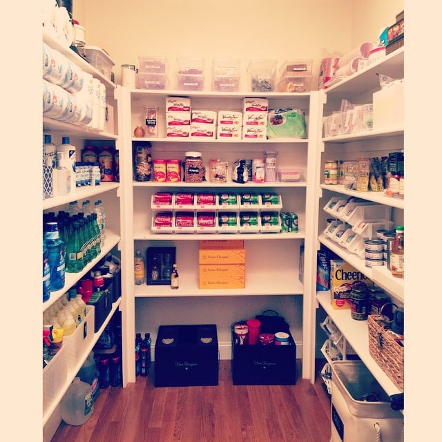 9 Tips For A Perfectly Organized Pantry: Perfectly Organized Spaces