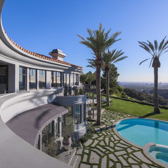 Kylie Jenner Rents Beverly Hills Mansion