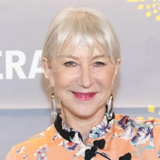 Helen Mirren Spent Her Wedding Night in a Haunted Castle