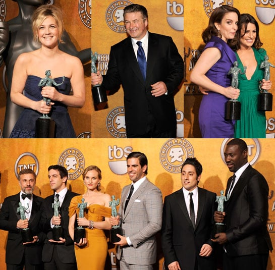 Full List of 2010 Screen Actors Guild Award Winners