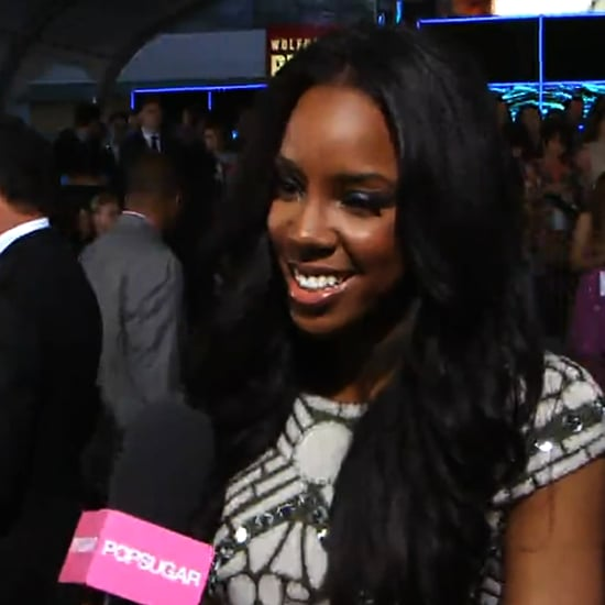 Kelly Rowland on Baby Blue and Beyonce | Video Interview