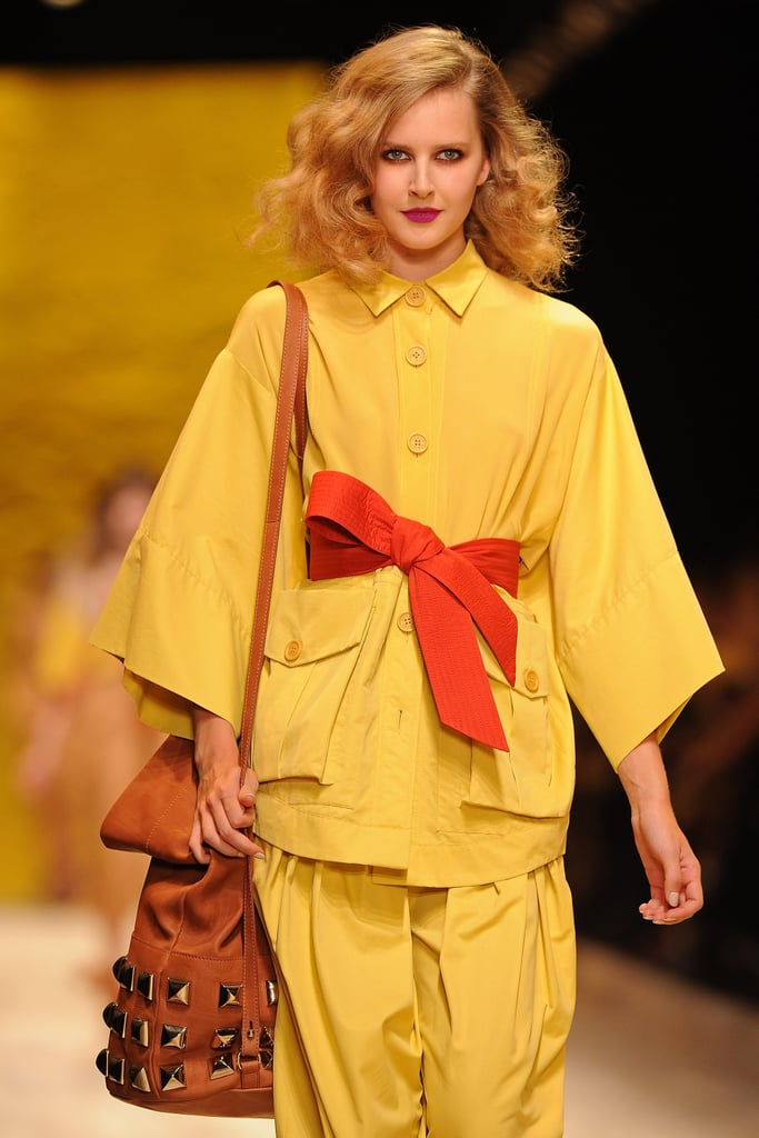 Spring 2011 Paris Fashion Week: Sonia Rykiel