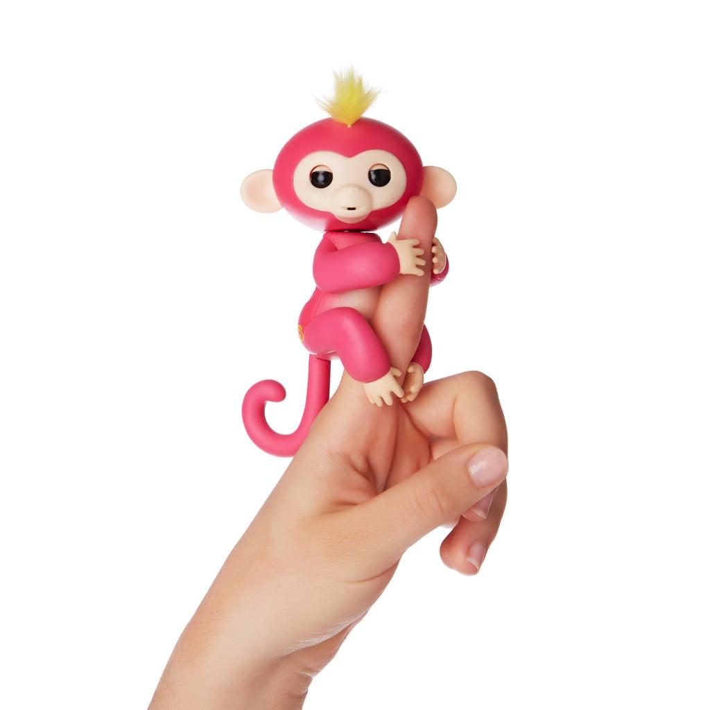 Fingerlings Baby Monkey in Pink