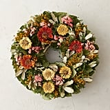 Citrus Garden Wreath ($78)