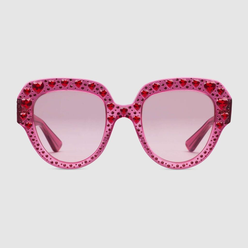 45346279d6 Gucci Square-Frame Acetate Sunglasses | Best Sunglasses 2018 ...