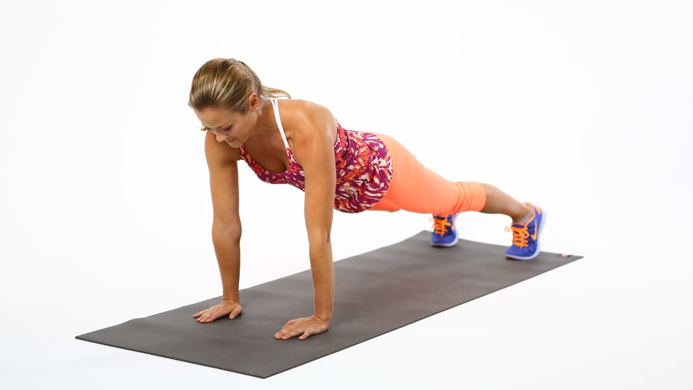 Plank Hold